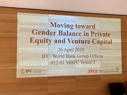 Moving toward gender balance in Private Equity and Venture Capital