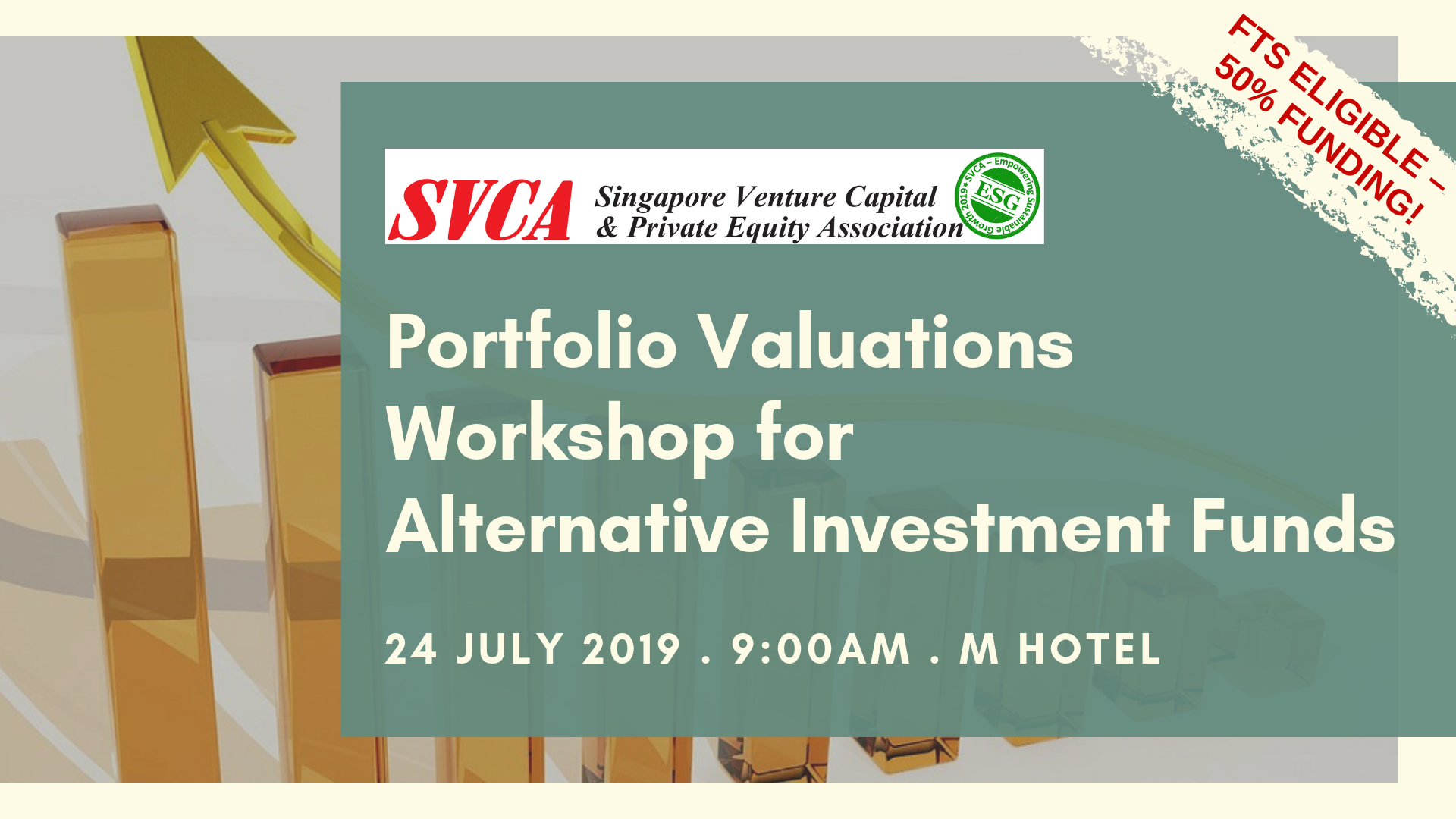 Portfolio Valuations Workshop for Alternative Investment Funds